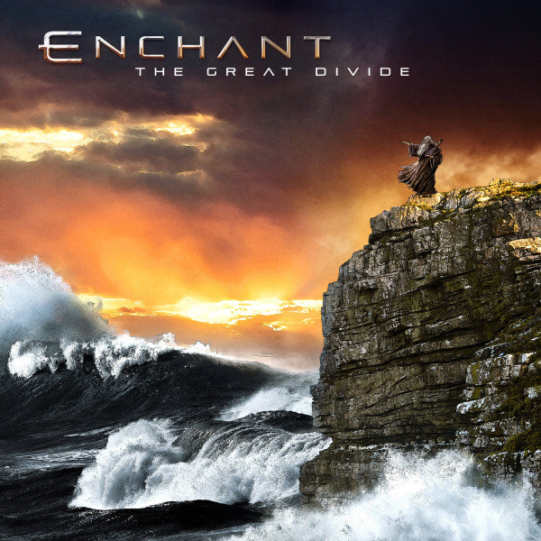 ENCHANT - The Great Divide - CD
