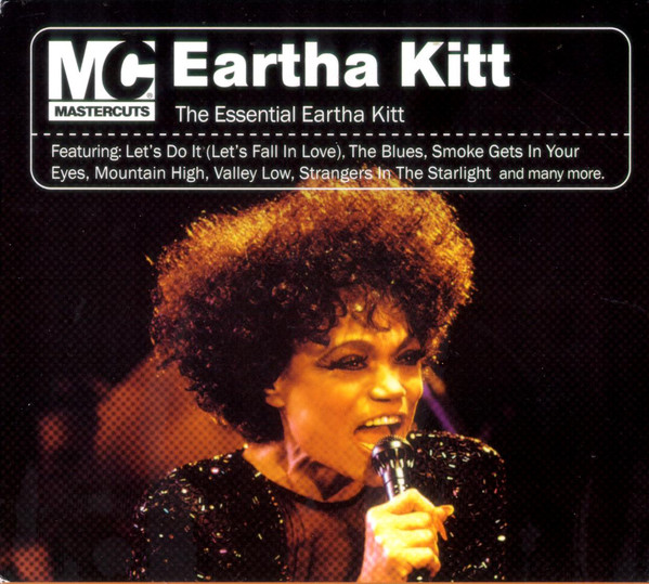 EARTHA KITT - The Essential Eartha Kitt - CD