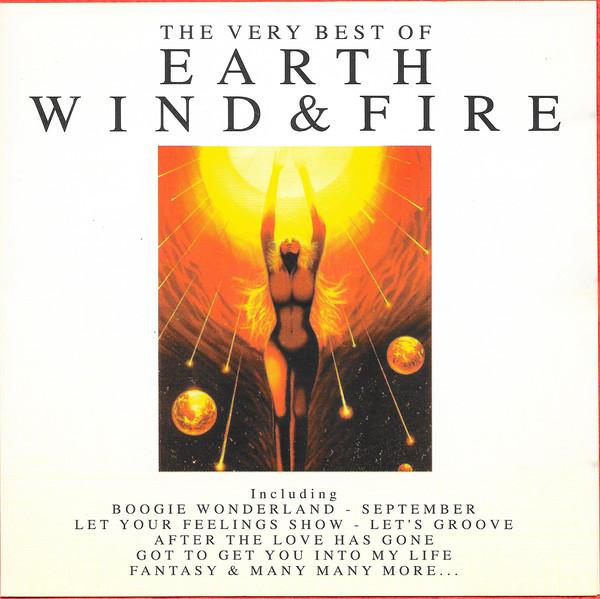 EARTH, WIND &, FIRE - The Very Best Of Earth Wind &, Fire - CD
