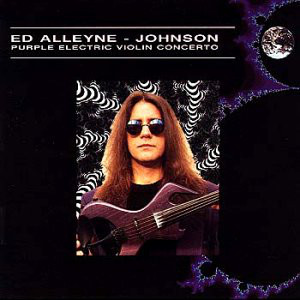 ED ALLEYNE-JOHNSON - Purple Electric Violin Concerto - CD