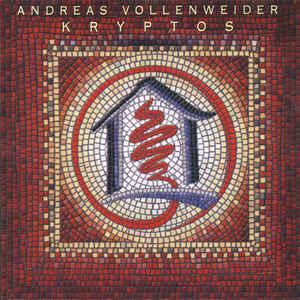 ANDREAS VOLLENWEIDER - Kryptos SIGNED - CD