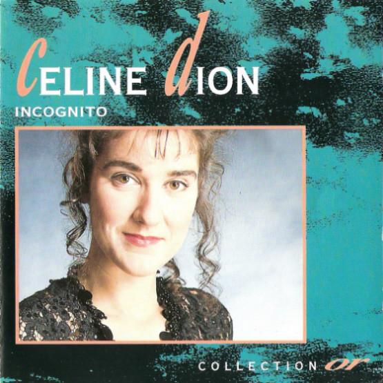 CELINE DION - Incognito - CD