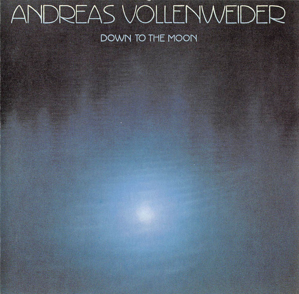 ANDREAS VOLLENWEIDER - Down To The Moon - CD