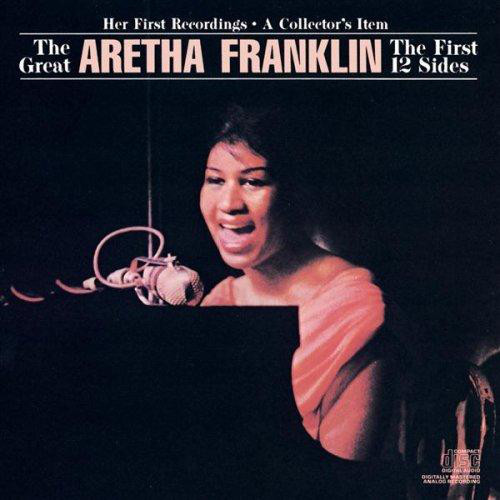 ARETHA FRANKLIN - The First 12 Sides - Her First Recordings - A Collector`s Item - CD