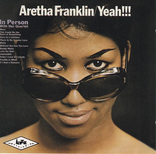 ARETHA FRANKLIN - Yeah!!! - CD