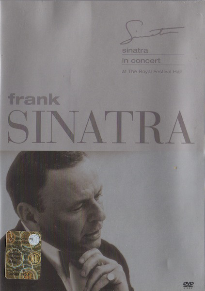 FRANK SINATRA - In Concert At The Royal Festival Hall - DVD