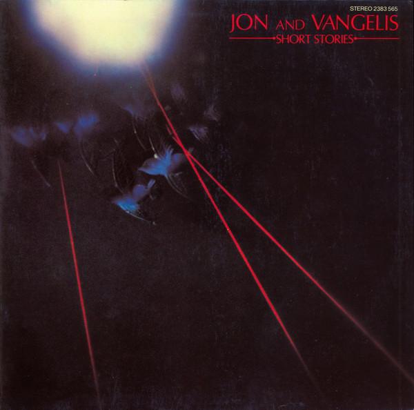 JON AND VANGELIS - Short Stories - 33T