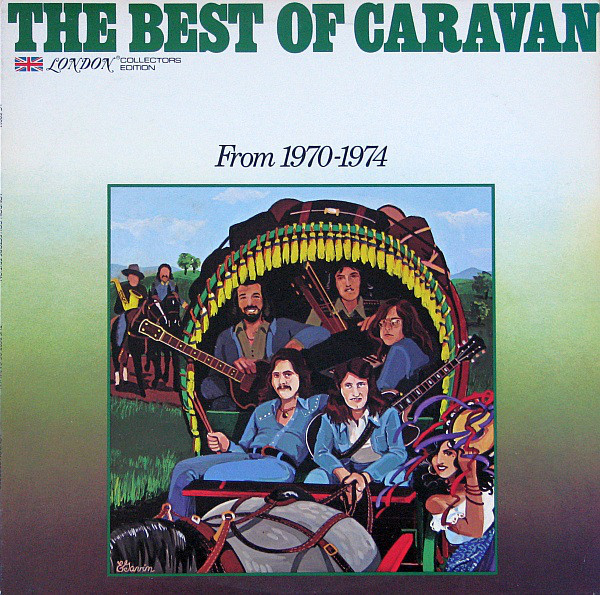 caravan the best of caravan - from 1970-1974
