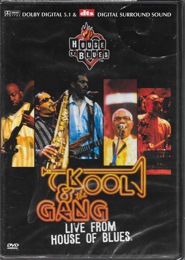 KOOL &, THE GANG - Live From House Of Blues - DVD