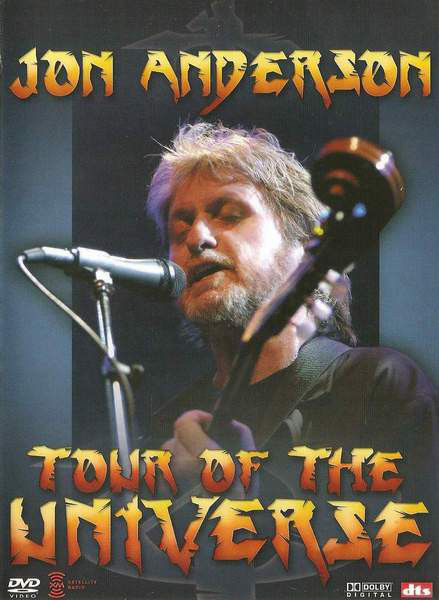 JON ANDERSON - Tour Of The Universe - DVD