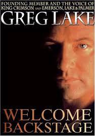 GREG LAKE - Welcome Backstage - DVD