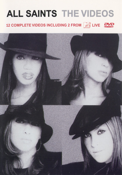 ALL SAINTS - The Videos - DVD