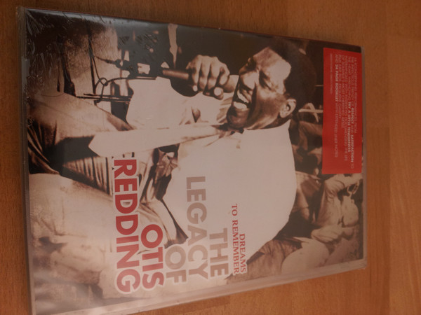 OTIS REDDING - Dreams To Remember The Legacy Of Otis Redding - DVD