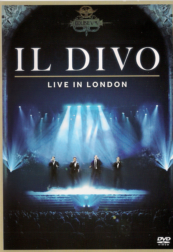 IL DIVO - Live In London - DVD