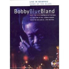 BOBBY BLUE BLAND - Live In Memphis Home Of The Blues - DVD