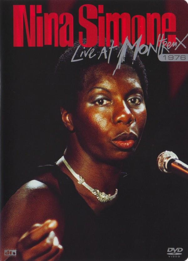 NINA SIMONE - Live At Montreux 1976 - DVD