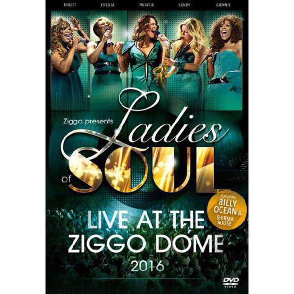 LADIES OF SOUL - Live At The Ziggo Dome 2016 - DVD