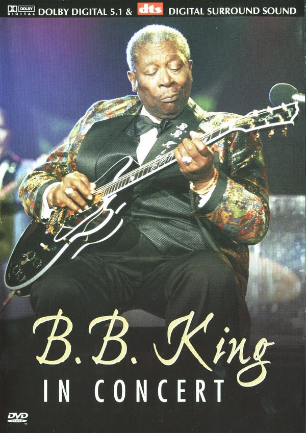 B.B. KING - In Concert - DVD