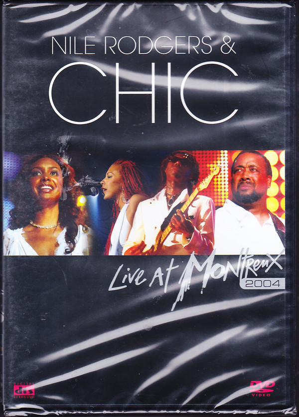 NILE RODGERS - Live At Montreux 2004 - DVD