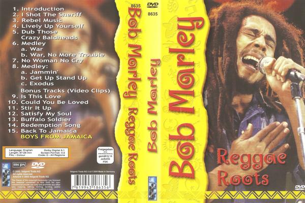BOB MARLEY - Reggae Roots - DVD