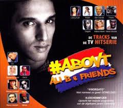 ALI B &, FRIENDS - #ABOVT - CD