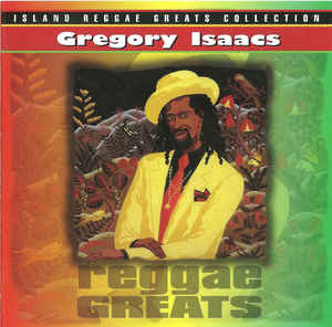 GREGORY ISAACS - Reggae Greats - CD