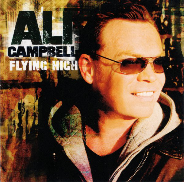 ALI CAMPBELL - Flying High - CD