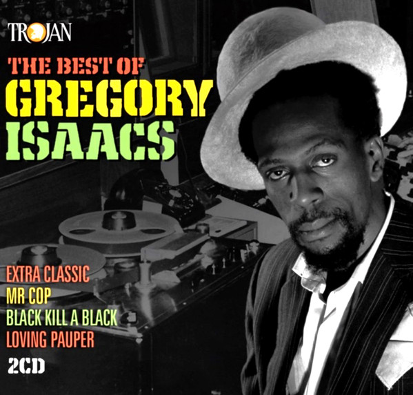 GREGORY ISAACS - The Best Of Gregory Isaacs - CD