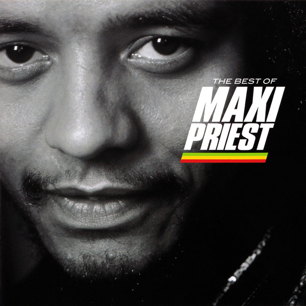 MAXI PRIEST - The Best Of Maxi Priest - CD