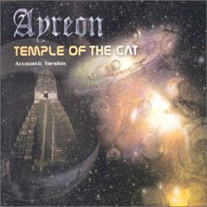 AYREON - Temple Of The Cat Acoustic Version - CD single