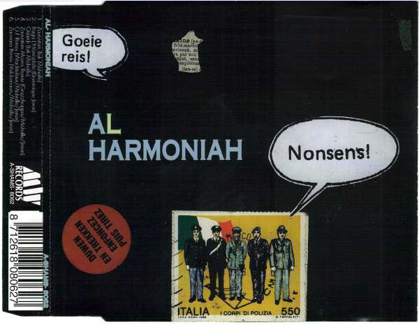 AL-HARMONIAH - Al-Harmoniah - CD single