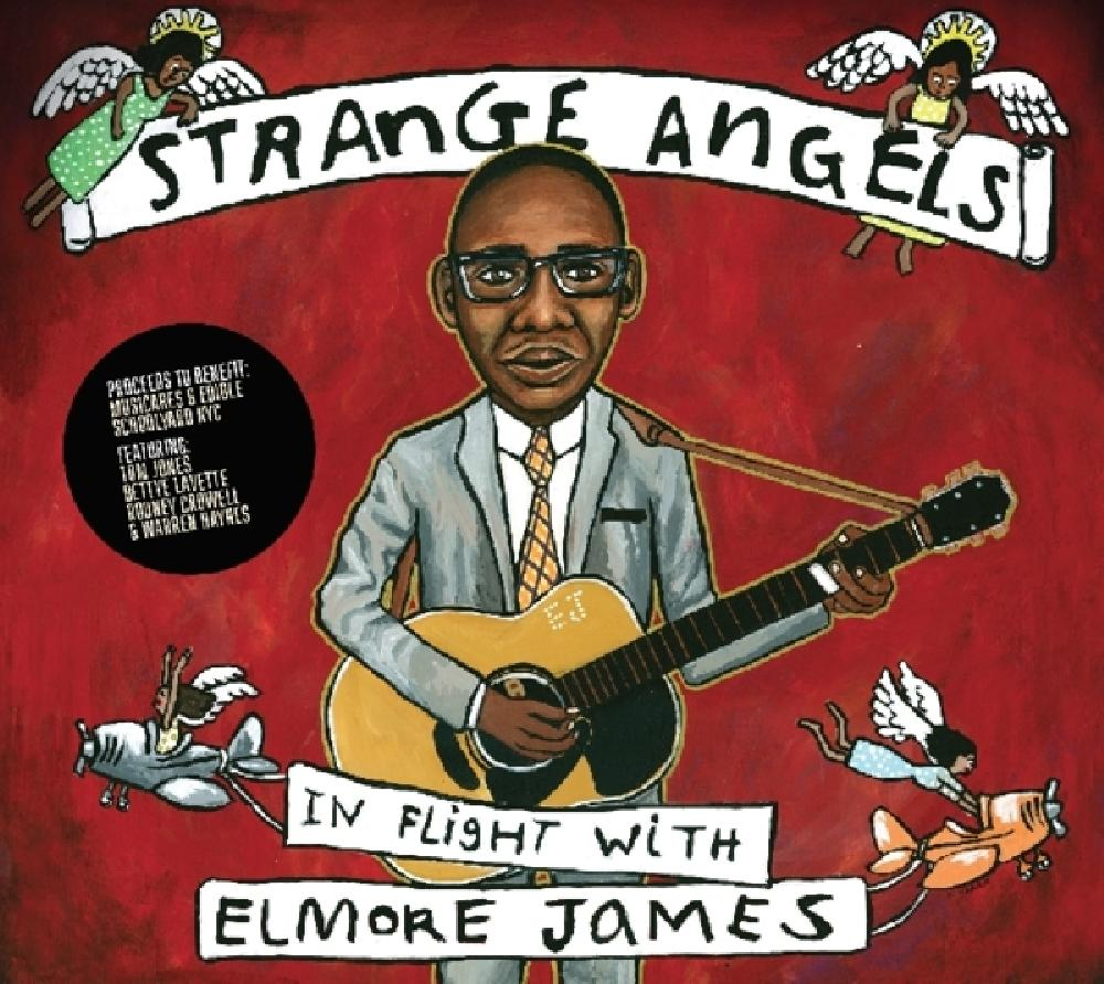 ELMORE JAMES - STRANGE ANGELS (nieuw) - CD