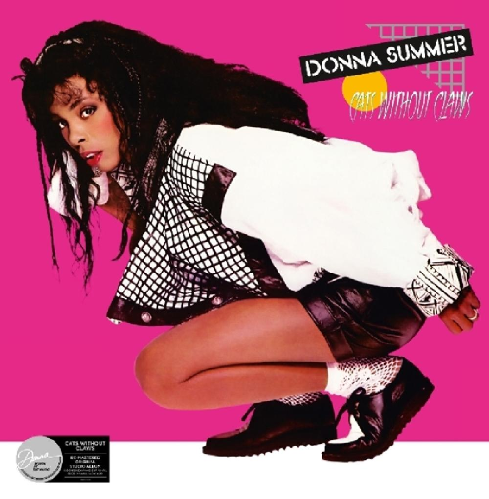 DONNA SUMMER - CATS WITHOUT CLAWS (nieuw) - LP