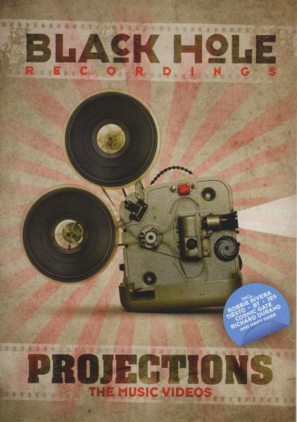 VARIOUS - PROJECTIONS (nieuw) - DVD