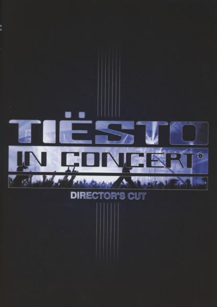 DJ TIESTO - IN CONCERT (nieuw) - DVD