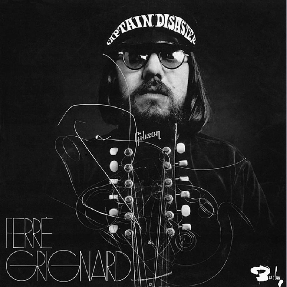 FERRE GRIGNARD - CAPTAIN DISASTER -HQ- (nieuw) - LP