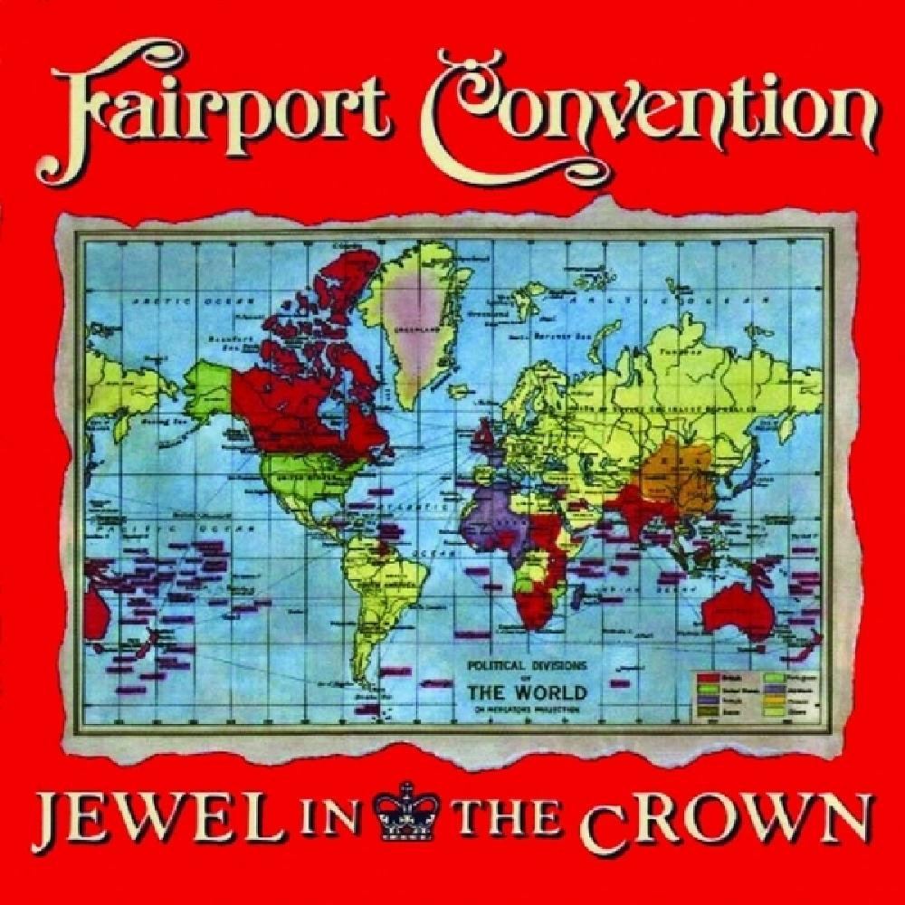 FAIRPORT CONVENTION - JEWEL IN THE CROWN (nieuw) - CD
