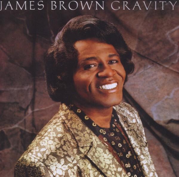 james brown GRAVITY (nieuw)