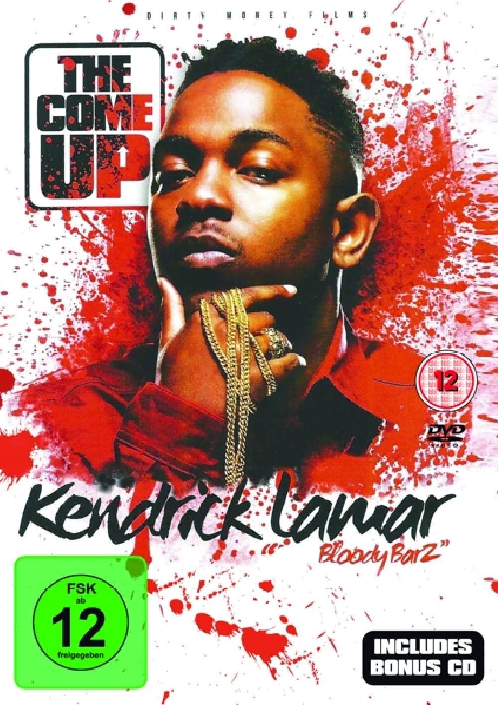 KENDRICK LAMAR - BLODDY BARZ:.. -DVD+CD- (nieuw) - DVD