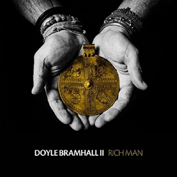 DOYLE BRAMHALL -II- - RICH MAN (nieuw) - CD