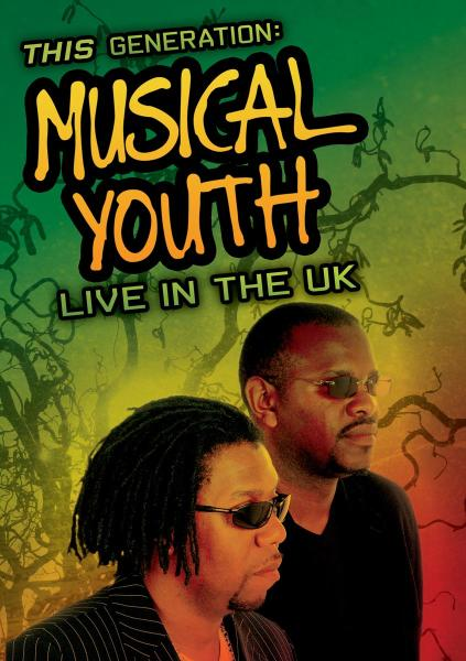 MUSICAL YOUTH - THIS GENERATION -LIVE.. (nieuw) - DVD