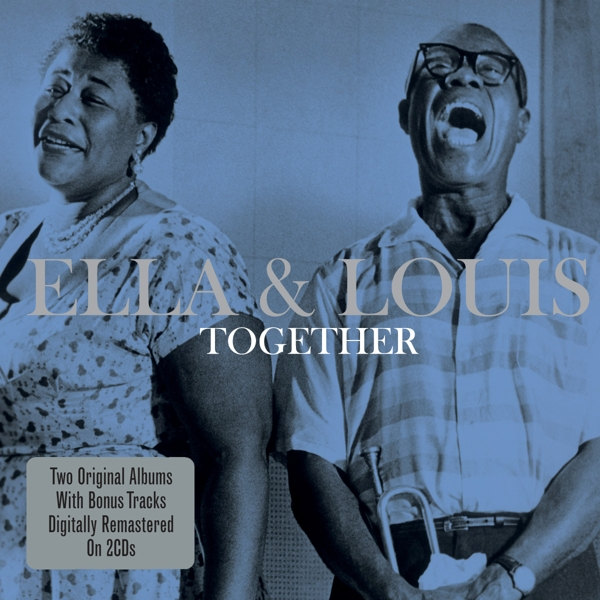 ELLA FITZGERALD &, LOUIS ARMSTRONG - ELLA AND LOUIS TOGETHER (nieuw) - CD