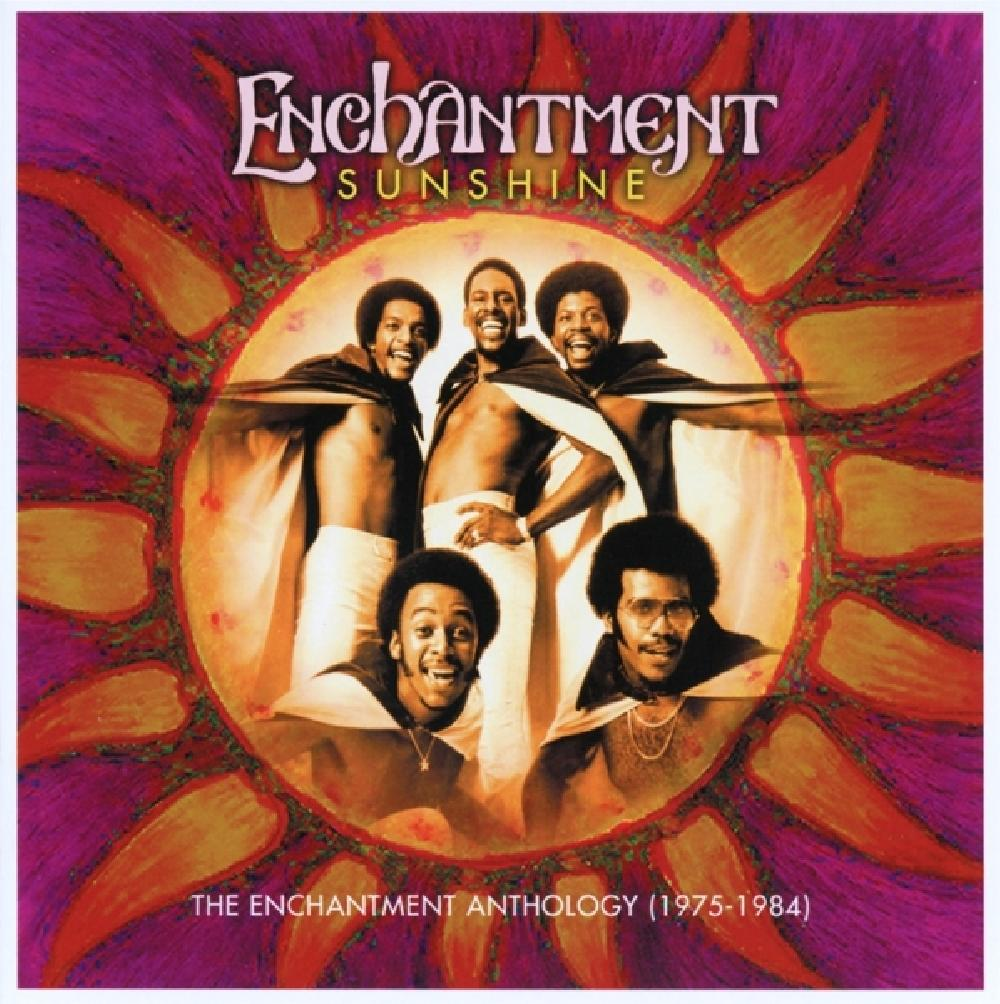 ENCHANTMENT - SUNSHINE: THE ENCHANTMENT ANTHOLOGY (1975-1984) (nieuw) - CD