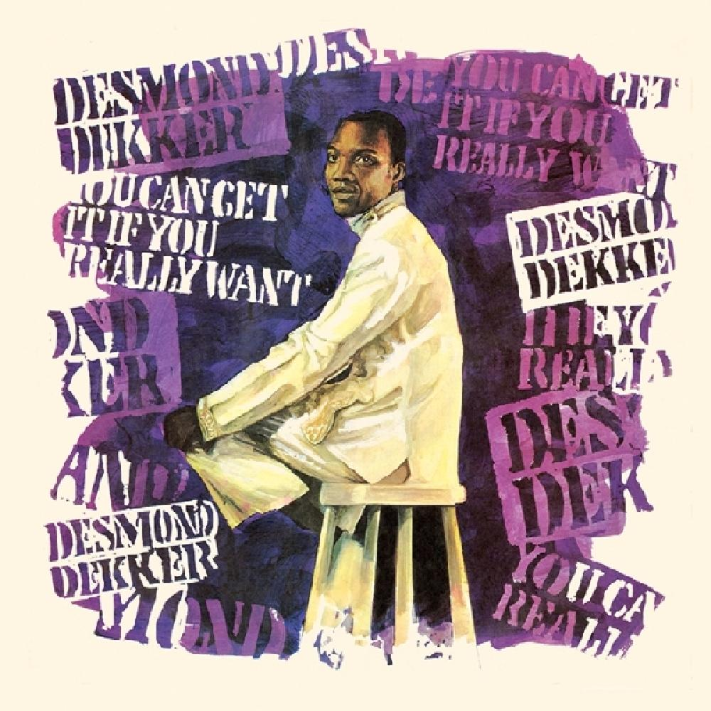 DESMOND DEKKER - YOU CAN GET.. -COLOURED- (nieuw) - LP