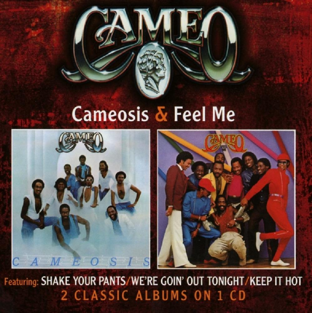CAMEO - CAMEOSIS/FEEL ME (nieuw) - CD