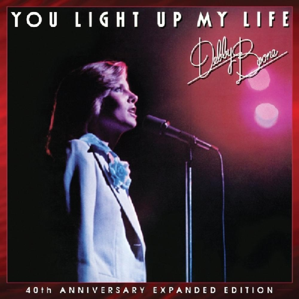 DEBBY BOONE - YOU LIGHT UP MY LIFE (nieuw) - CD