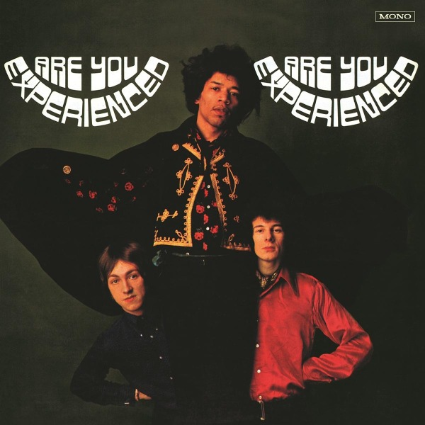 jimi hendrix -experience ARE YOU EXPERIENCED -HQ- (nieuw)
