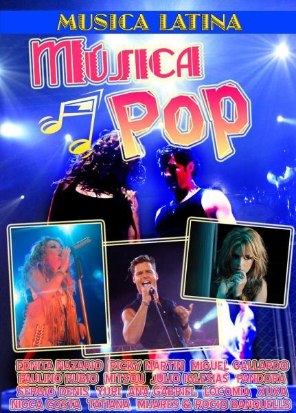 VARIOUS - MUSICA POP (nieuw) - DVD