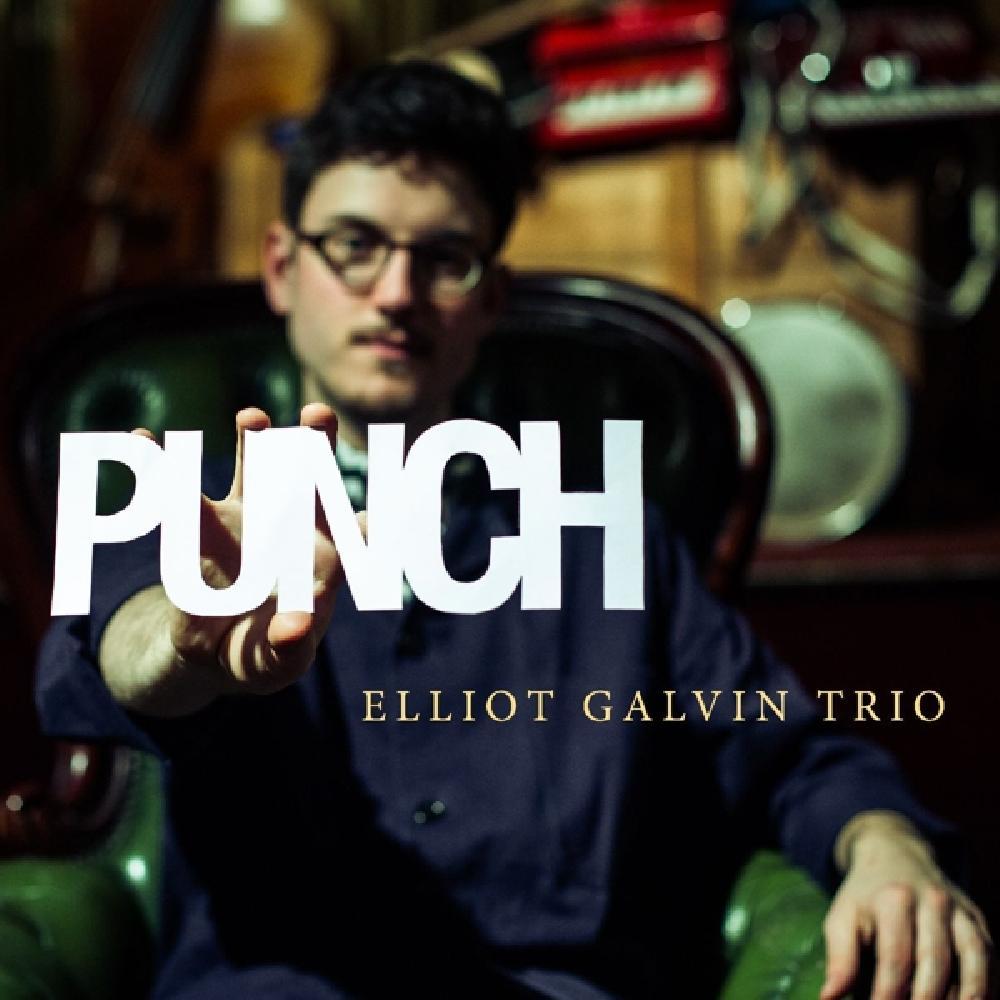 ELLIOT GALVIN TRIO - PUNCH (nieuw) - CD