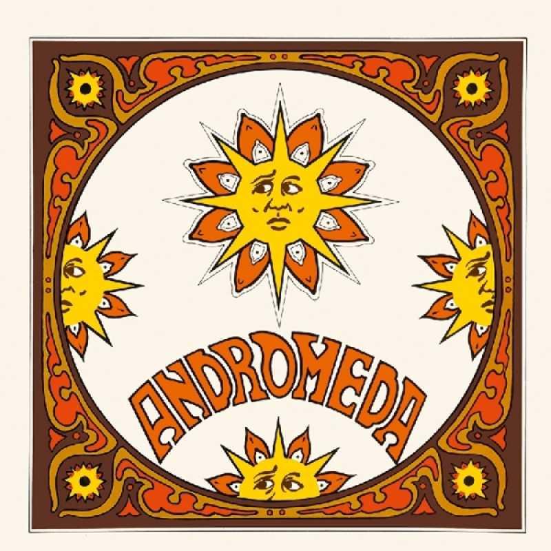 ANDROMEDA - ANDROMEDA -HQ/REISSUE- (nieuw) - 33T